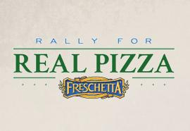 Rally for Real Pizza – Facebook Contest