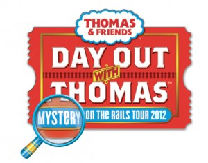 Day Out with Thomas: Mystery on the Rails Tour 2012