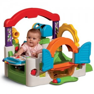Little Tikes Activity Garden Review and Giveaway