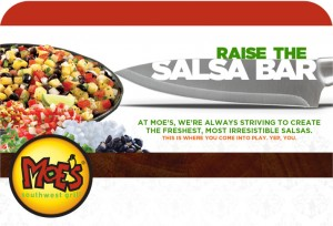 Spice Summer Up with Moe's Salsa Contest for a Cash Prize