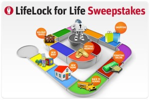 LifeLock for Life Sweepstakes – Win Awesome Prizes!