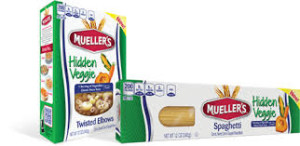 Mueller's Hidden Veggie Pasta Review and Giveaway