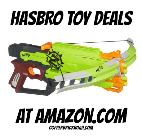 Today Only! Hasbro Toy Deals At Amazon