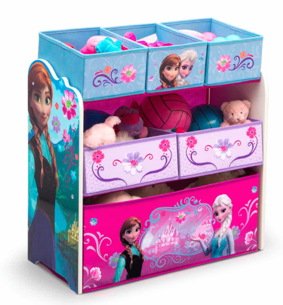 frozen toy organizer