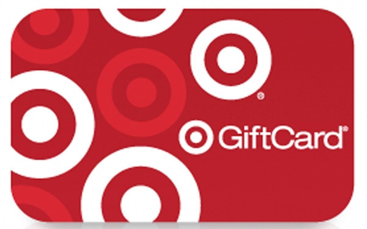 target gift card raise